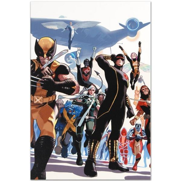 """Marvel Comics """"X-Men Annual Legacy #1"""" Numbered Limited Edition Giclee on Canvas"""