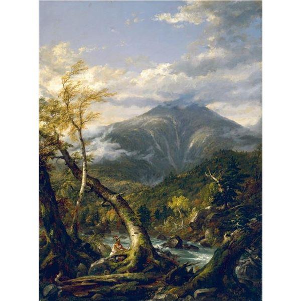 Thomas Cole - Indian Pass