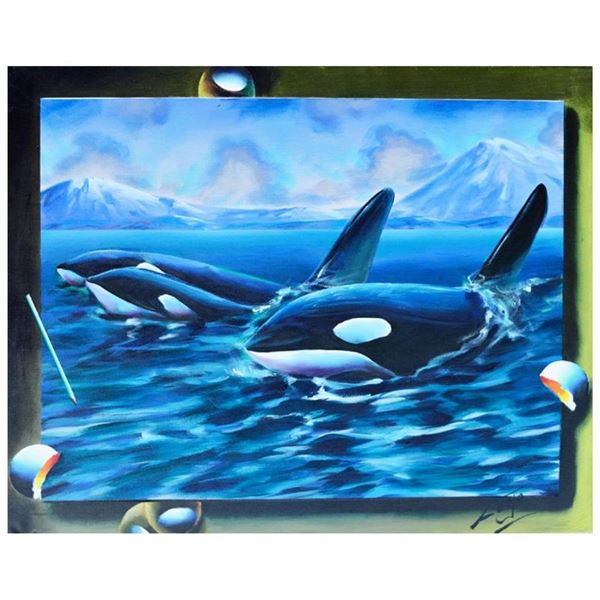 Orca Pod by Ferjo Original
