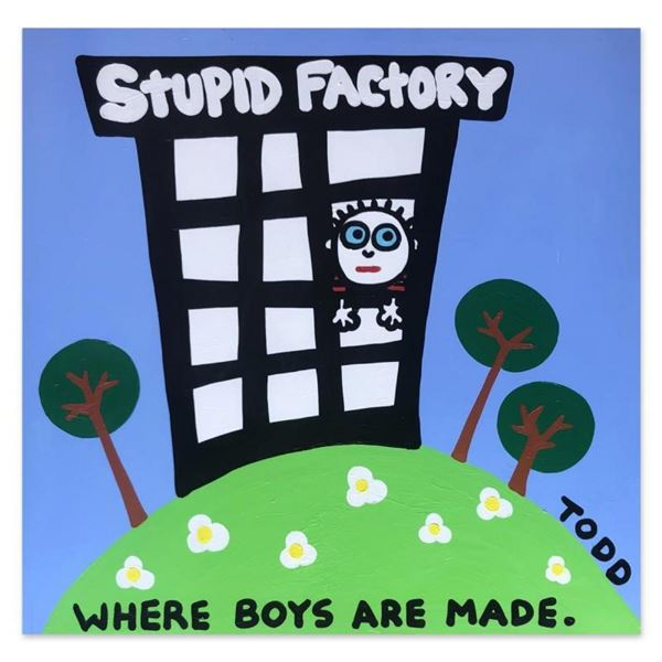 Stupid Factory by Goldman Original
