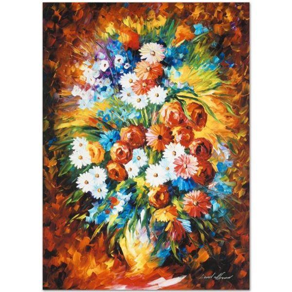 "Leonid Afremov (1955-2019) ""Congratulations"" Limited Edition Giclee on Canvas, N"