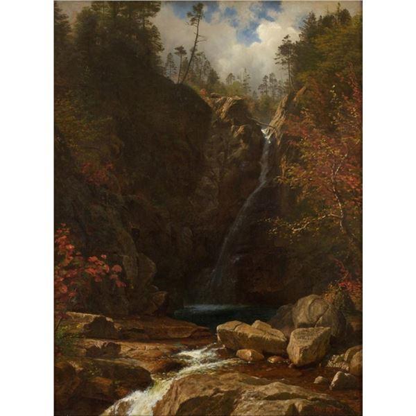 Bierstadt - Glen Ellis Falls