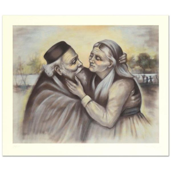 """Rhoda Shapiro, """"First Love"""" Limited Edition Lithograph, Numbered and Hand Signed"""