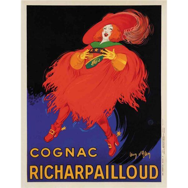 Jean D'ylen - Cognac Richard Pailloud