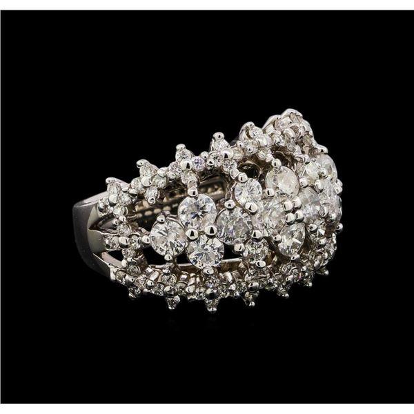 14KT White Gold 2.09 ctw Diamond Ring