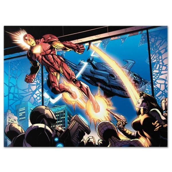 "Marvel Comics ""Ultimatum: Spider-Man Requiem #1"" Numbered Limited Edition Giclee"