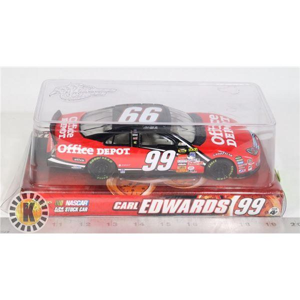 NASCAR TOY RACE CAR 1:24 SCALE