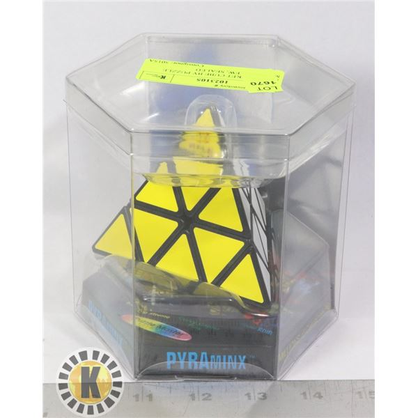 MISC. POCKET CUBE BY PUZZLE MASTER, NEW, SEALED