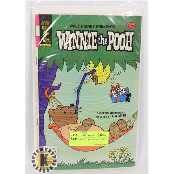 DISNEY WINNIE THE POOH COMIC BOOK