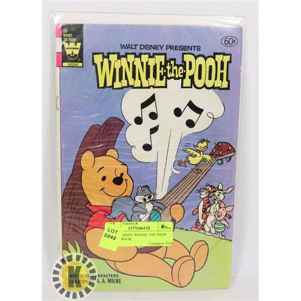 WALT DISNEY WINNIE THE POOH COMIC BOOK
