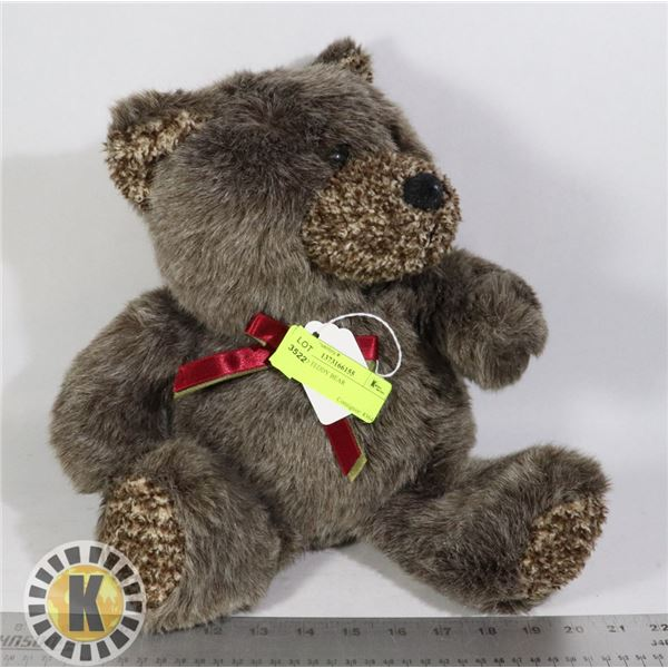 STUFFED TEDDY BEAR