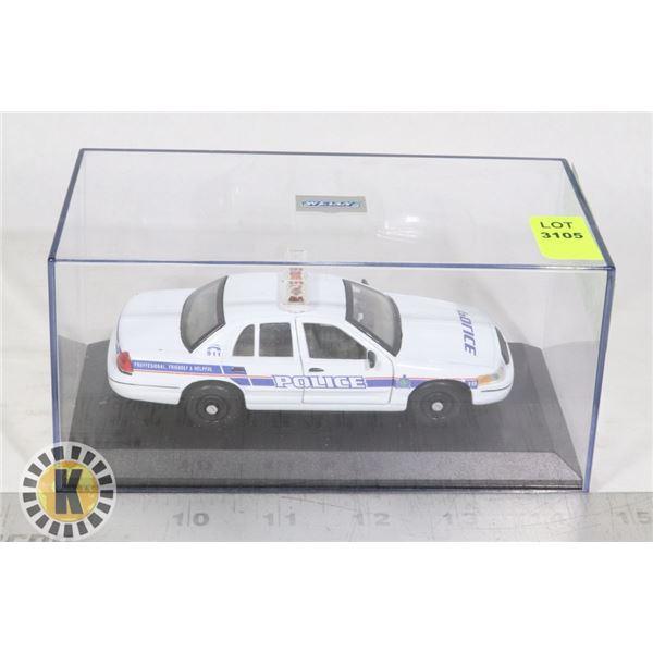 MODEL POLICE CAR 1999 PETERBOROUGH
