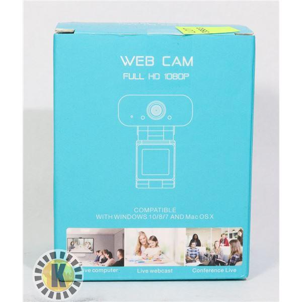 FULL 1080P HD WEB CAMERA