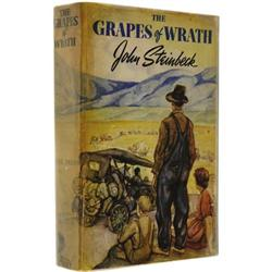 John Steinbeck: 1st Edition The Grapes of Wrath