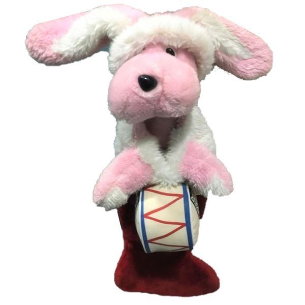 Energizer Bunny Stocking
