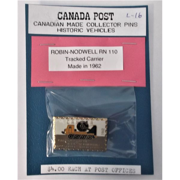 Canada Post - Historic Vehicle Collector Pin