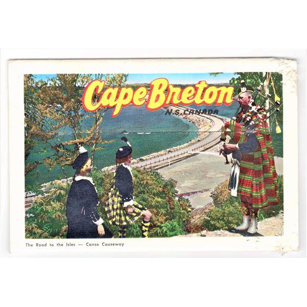 Greetings from Cape Breton Nova Scotia Canada