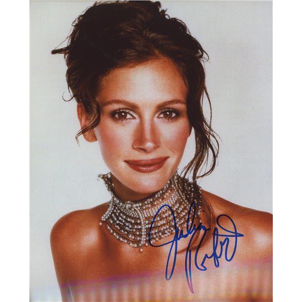 Julia Roberts signed photo