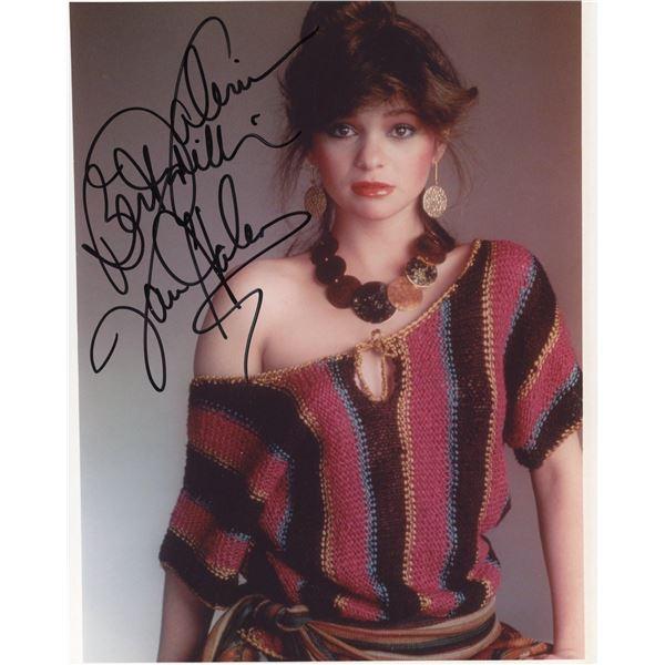Valerie Bertinelli Van Halen signed photo