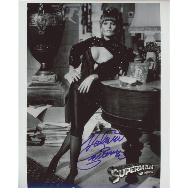 "Valerie Perrine signed ""Superman"" movie photo"