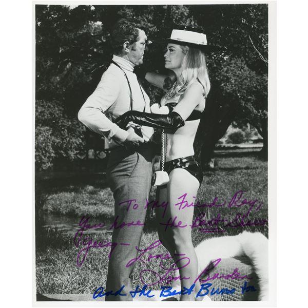 Lynn Borden signed photo