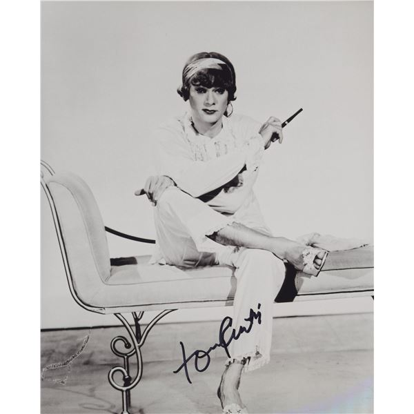 Some Like it Hot Tony Curtis signed movie photo