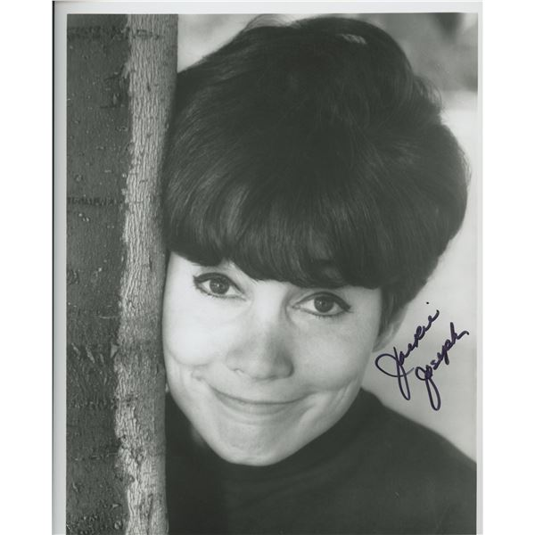 Jackie Joseph signed photo