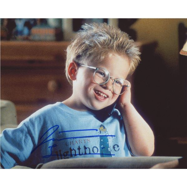 """Johnathan Lipnicki """"Jerry Maguire"""" signed photo"""