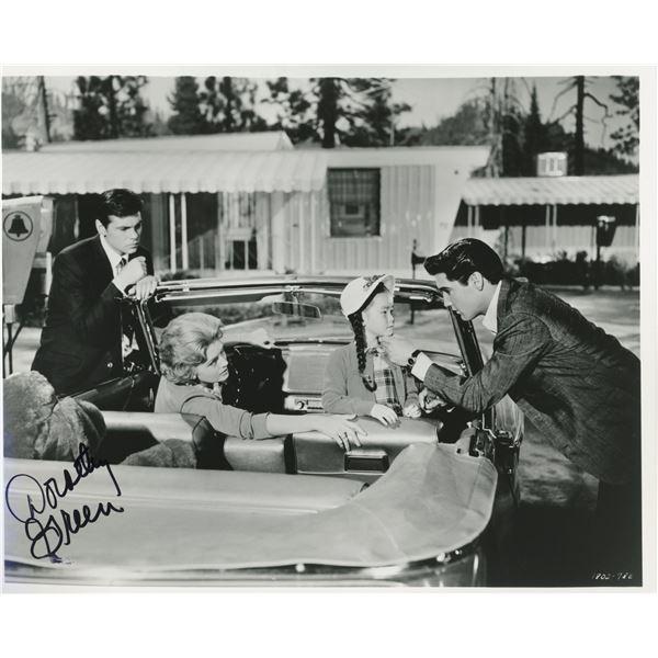 Dorothy Green signed photo