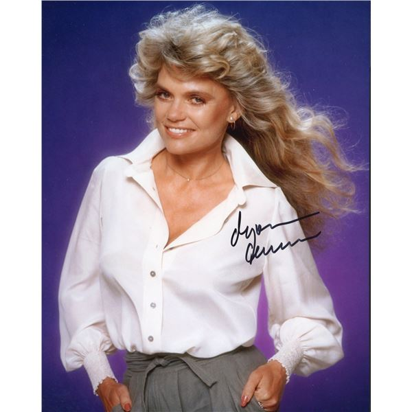 Dyan Cannon signed photo