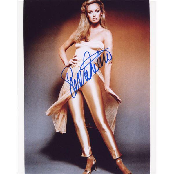 Susan Anton signed photo