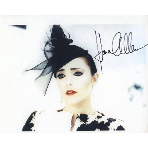 Karen Allen Signed photo
