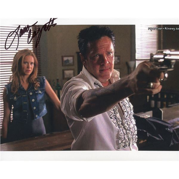 Hell Ride Laura Cayouette signed movie photo