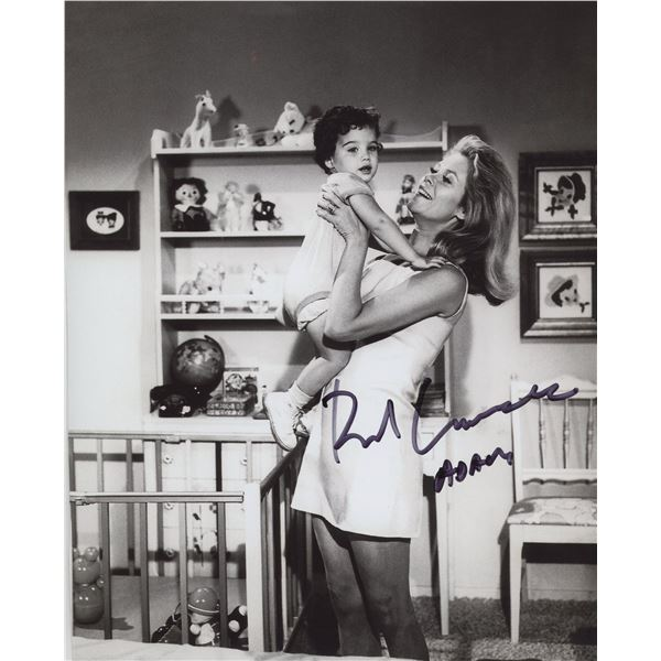 """David Lawrence """"Bewitched"""" signed photo"""