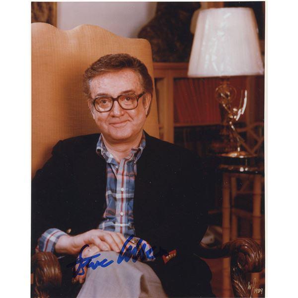 Steve Allen signed photo