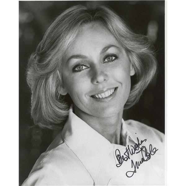 Tina Cole signed photo