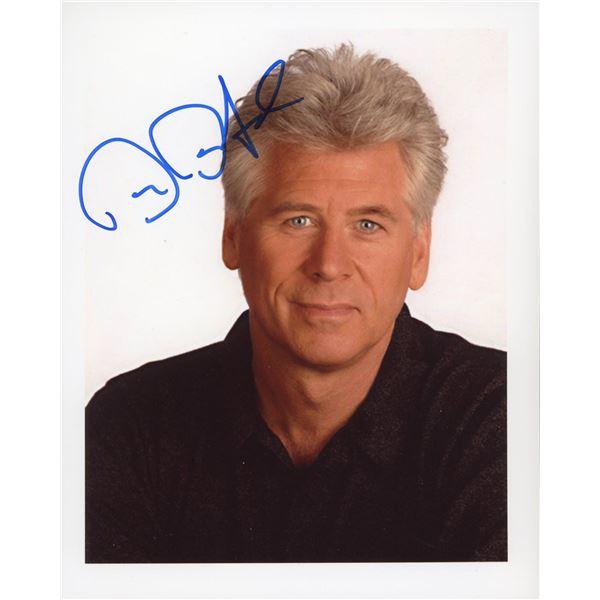 Barry Bostwick signed photo