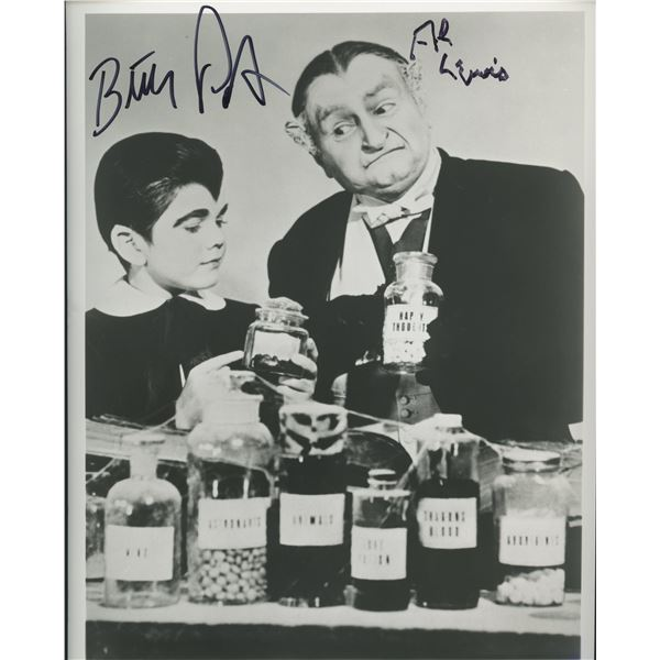 The Munsters signed photo