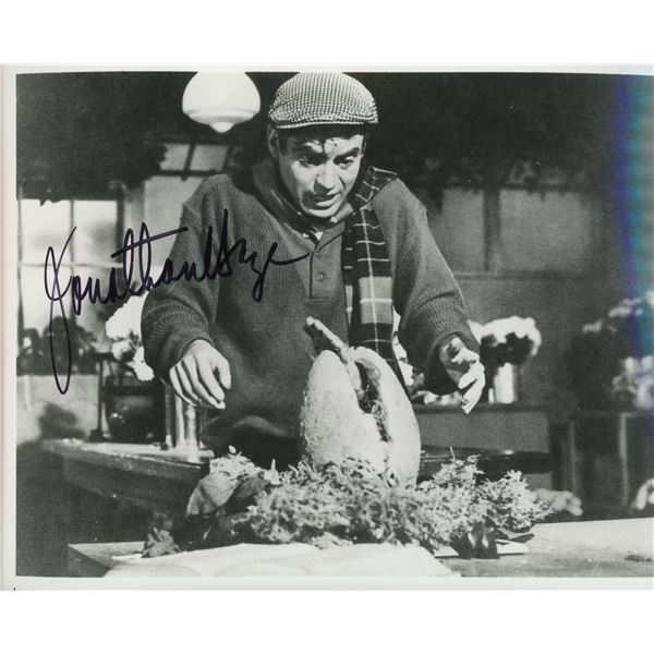 """Johnathan Haze """"The Little Shop of Horrors"""" signed movie photo"""