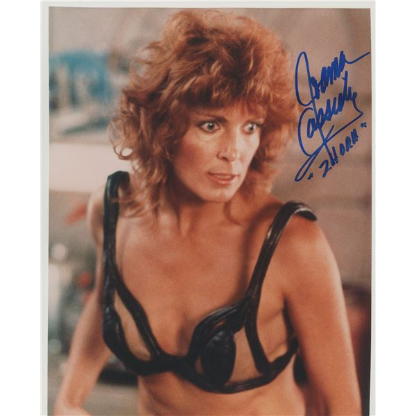 "Joanna Cassidy ""Blade Runner"" signed photo"
