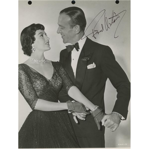 Fred Astaire signed movie photo.