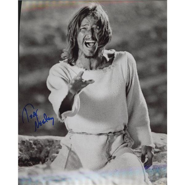 "Ted Neeley ""Jesus Christ Superstar"" signed movie photo"