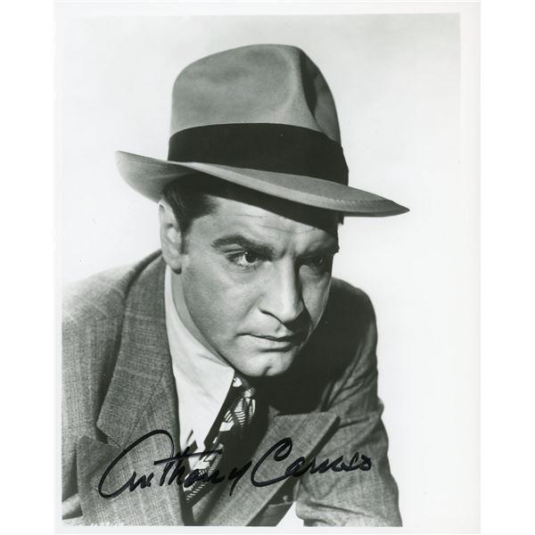 Anthony Caruso signed photo