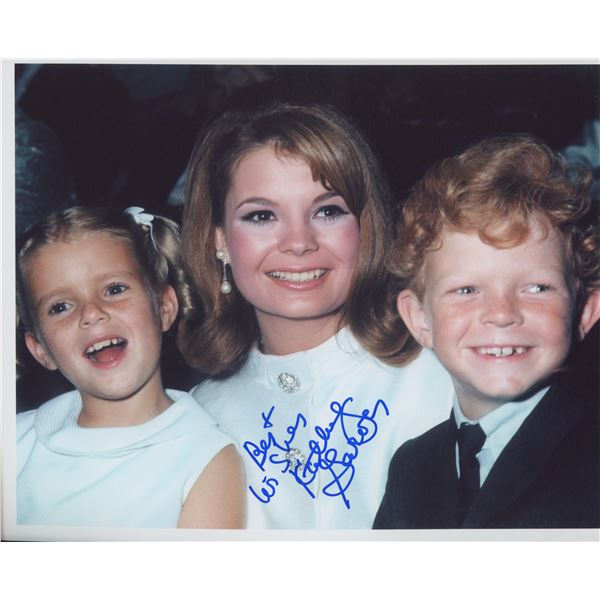 "Kathy Garver ""Family Affair"" signed photo"