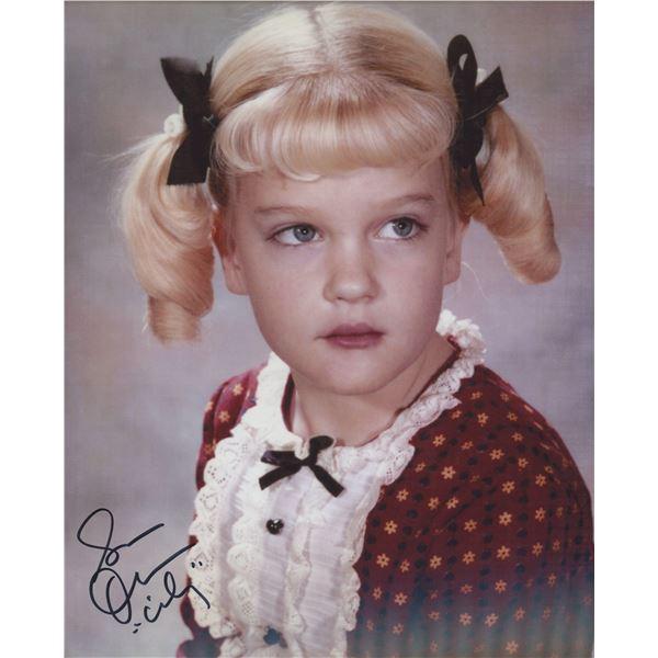 "Susan Olsen ""The Brady Bunch"" signed photo"