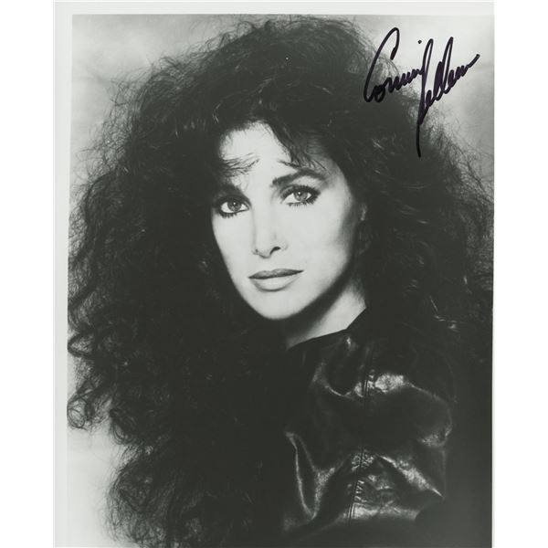 Connie Sellecca signed photo
