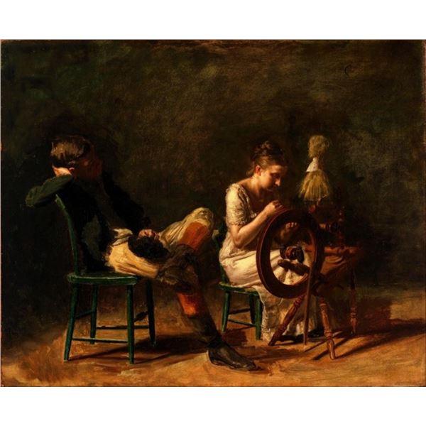 Thomas Eakins - The Courtship