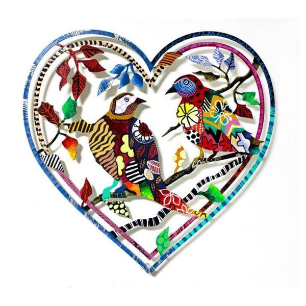 Love Birds XVIII by Govezensky Original