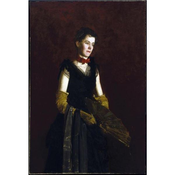 Thomas Eakins - Letitia Wilson Jordan