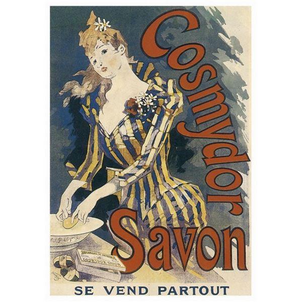 Jules Cheret - Cosmydor Savon